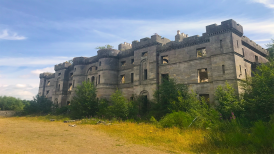 Dalquharran Castle Country Mansion