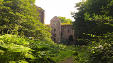 Dalquharran Castle showing 17th century extension