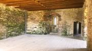 Skipness Castle interior