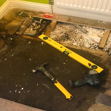 Damp flooring-2