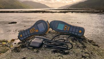 Hygromaster 2 and Surveymaster vista water photo