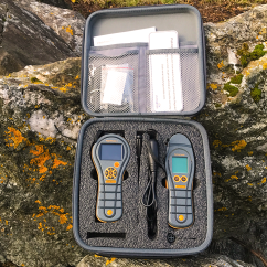 Protimeter Surveymaster and Hygromaster 2 with carry case