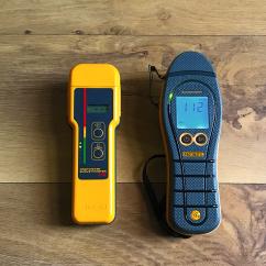 Protimeter Surveymaster Comparison old vs new model