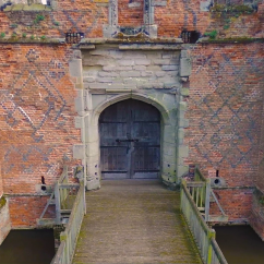 Kirby Muxloe Castle Front Entrance