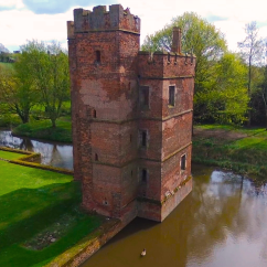 Kirby Muxloe Castle Tower