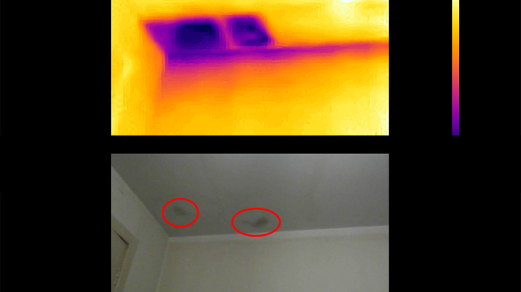 thermal internal survey