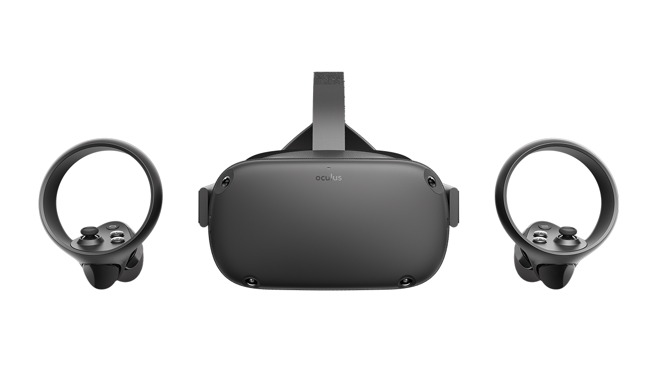 Oculus Quest Front