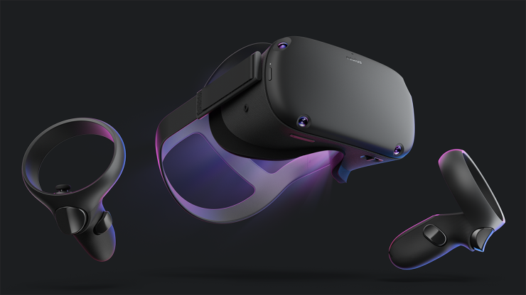 Oculus Quest Stylised